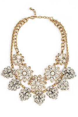 Two Layer Statement Necklace