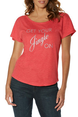 Get Your Jingle On Tee